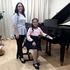 В малом концертном зале Детской школы искусств прошел концерт учащихся ДШИ и сольный концерт лауреата краевых конкурсов Нарэ Казарян.